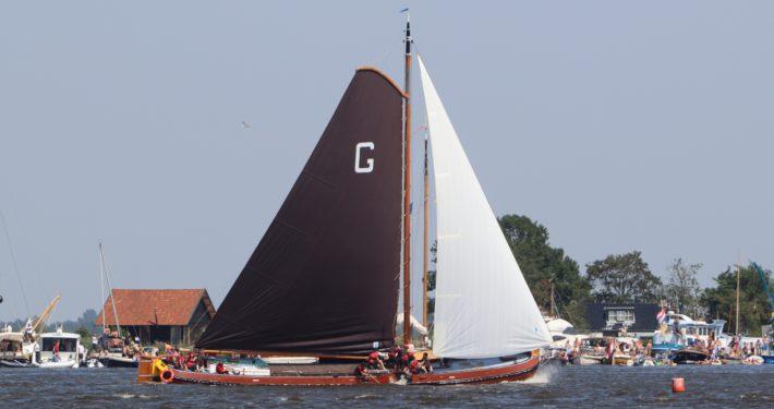 SKS Skûtsjesilen in Friesland 2021