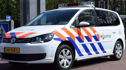 politie achtervolging grou