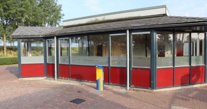 American Diner voormalige stationsrestauratie Grou