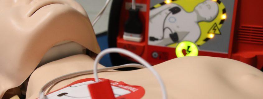 Cursus AED in Grou