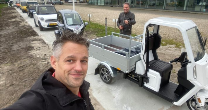 E-si Rides Grou zet gratis Coronatransport op