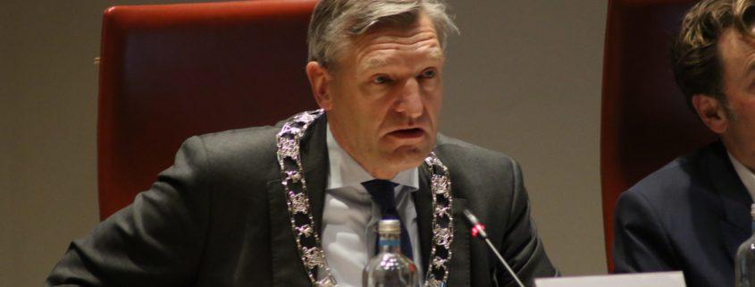 burgemeester Buma Leeuwarden brief corona