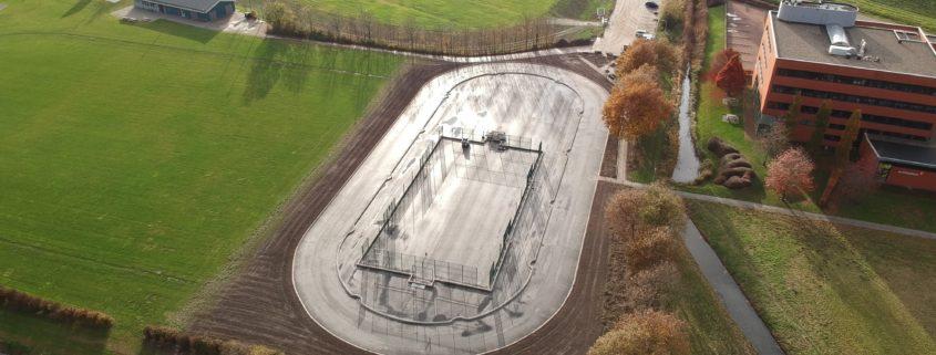 skatebaan Grou paasweekend gesloten