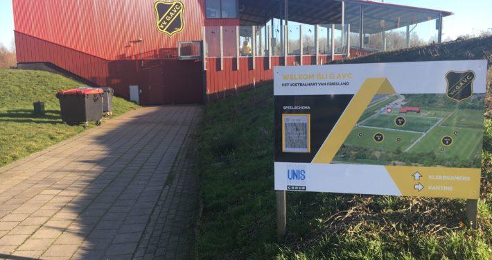 Voetbalclub GAVC uit Grou voetbalt komend seizoen in de tweede klasse