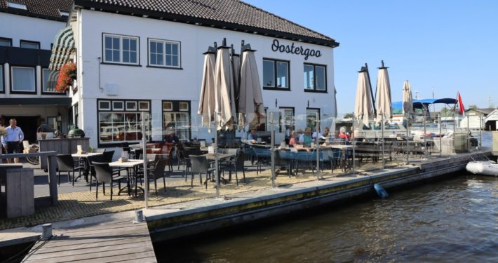 Terras Hotel Oostergoo Grou