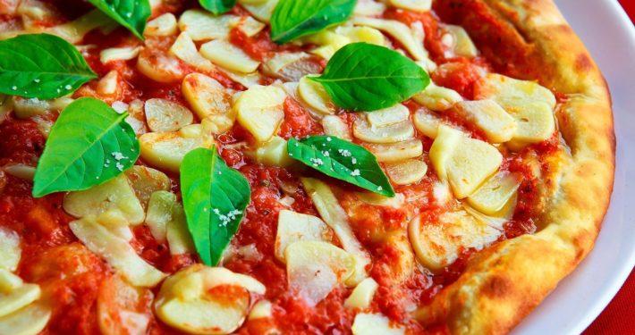 Lekker pizza's online bestellen bij pizzeria Mio Amore in Grou