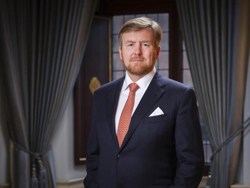 ZM De Koning Willem Alexander