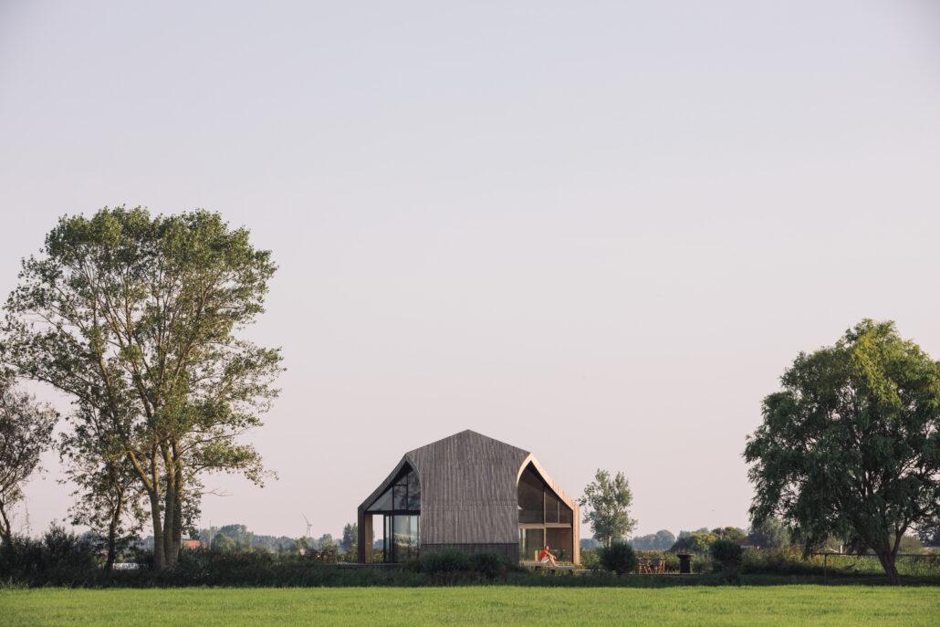 Lichtstad Architecten vakantiehuis Caseta nabij Grou