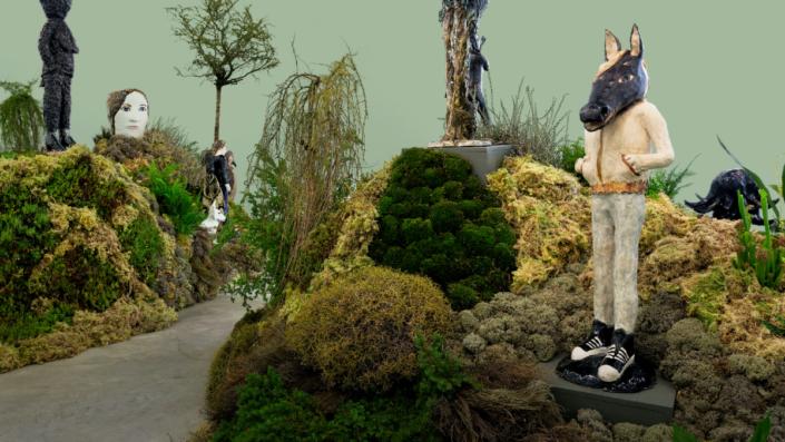 Snoek Puur Groen uit Grou werkt mee aan project museum Princessehof.