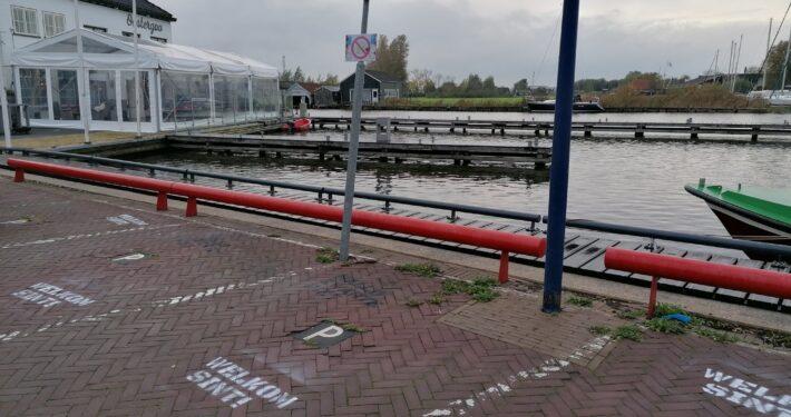 Actiegroep Zwarte Piet in Grou
