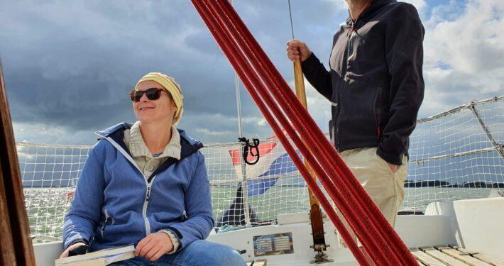 Zeilschool Sail Experience met Tjeerd Soer & Sophie Gülcher