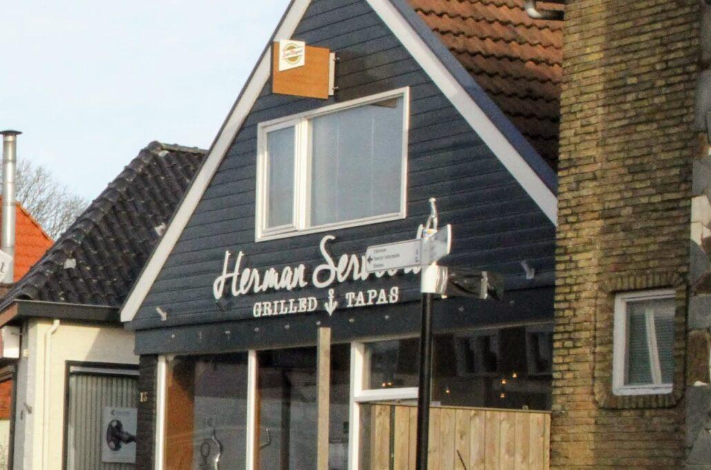 Crowdfunding voor Herman Serveert.