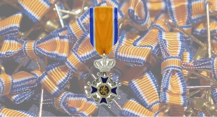 Onderscheiding Orde van Oranje Nassau