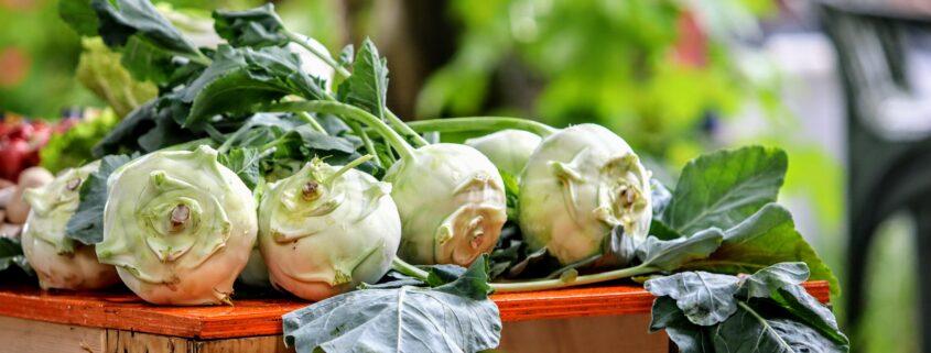 Verse groenten bij Boer & Chef
