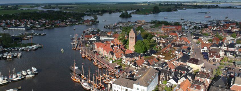 Dronefotografie Friesland