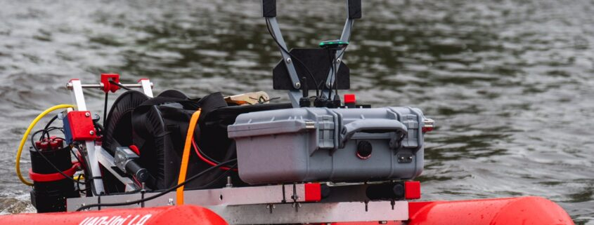 Waterdrone Universal Aquatic Drone