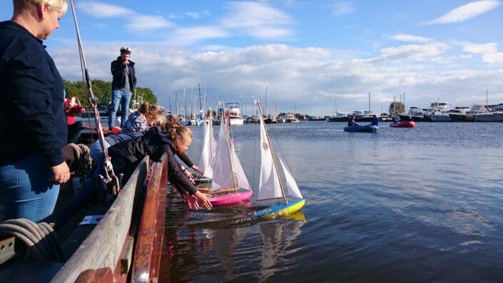 Skipkesilen in Grou. Foto: KWV Frisia