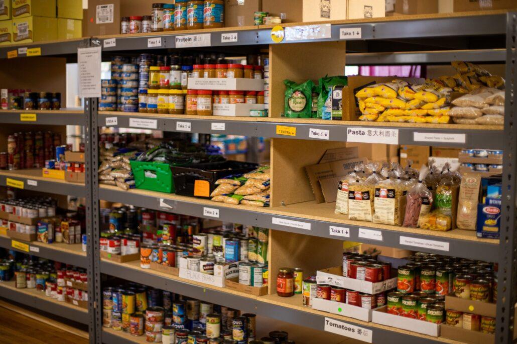 Voedselbank Leeuwarden tijdelijk dicht wegens ongedierte Foto: Aaron-Doucett