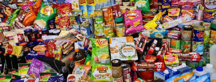 Ongedierte bij voedselbank in Leeuwarden. Foto: Nico Smit