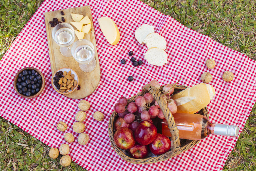 Lekker picknicken in Grou