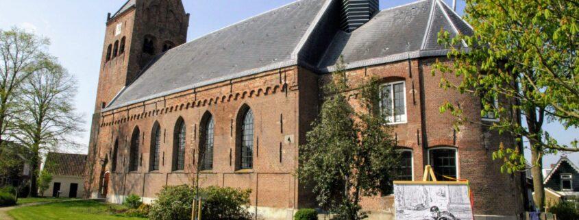 Tuin Sint Piterkerk Grou Picknick