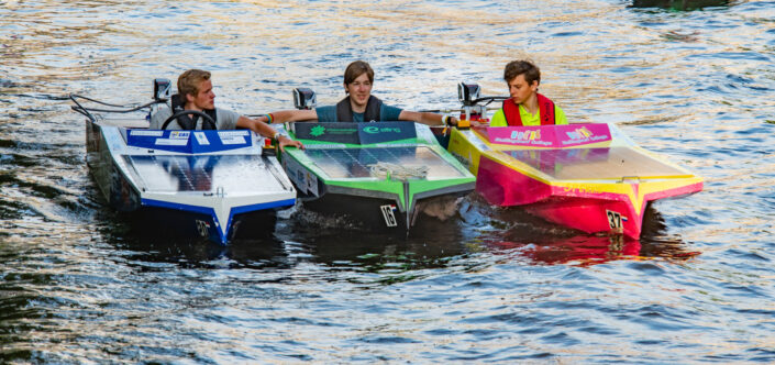 Young Solar Challenge Grou